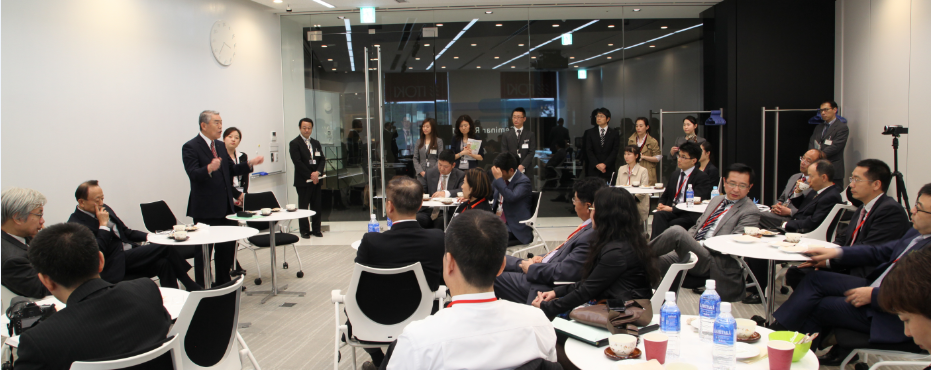 """Break the """"Pride and prejudice"""":INTO 2014 Japan Week was successful hosted"""