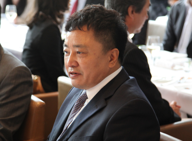 Former chairman of Tsingtao Brewery Jin Zhiguo:We need to find a new angle to look at Japan